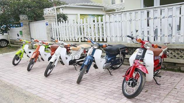 Bảng giá cho thuê xe máy ở Đà Lạt