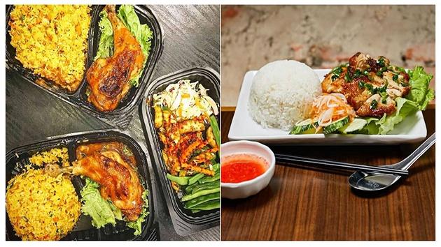 Cơm gà Đà Lạt - món ăn trưa thân thuộc và gần gũi