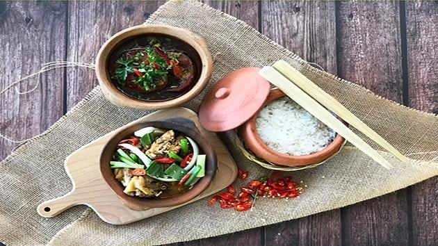 Cơm Niêu - Món ăn trưa mang đậm chất thi vị Đà Lạt