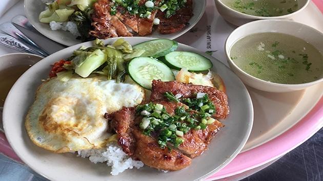Cơm tấm Chú Sơn - Quán cơm tấm ngon nhất tại Đà Lạt