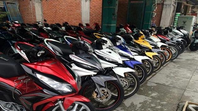 Cửa hàng cho thuê xe máy chị Hoa Đà Lạt