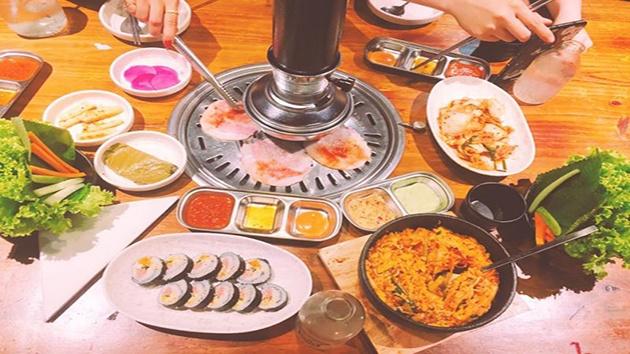 Fungi Chingu - thưởng thức các món ăn ngon tuyệt theo phong cách Hàn Quốc