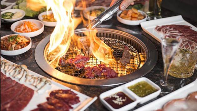 Khói BBQ - Quán nướng, lẩu ngon khó cưỡng