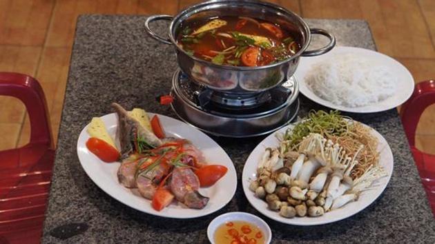 Lẩu cá Tầm Ngư Sơn - đặc sản Đà Lạt