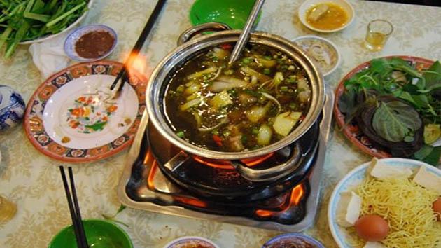 Lẩu dê Lệ Dung - Quán lẩu dê lâu đời nhất tại Đà Lạt