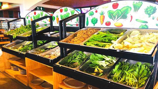 Lẩu rau - món ăn không thể bỏ qua khi đến Đà Lạt