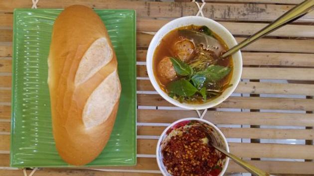 Những quán bánh mì xíu mại khác tại Đà Lạt