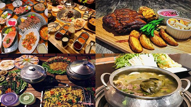 Những quán lẩu, nướng ngon nổi tiếng tại Đà Lạt