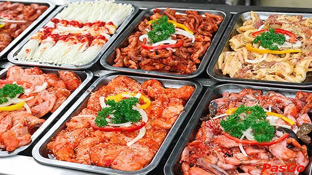 Quán PocPoc - Các món nướng, lẩu ngon và rẻ