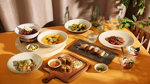 Quán chay Đà Lạt - Ăn trưa ngon và thanh đạm