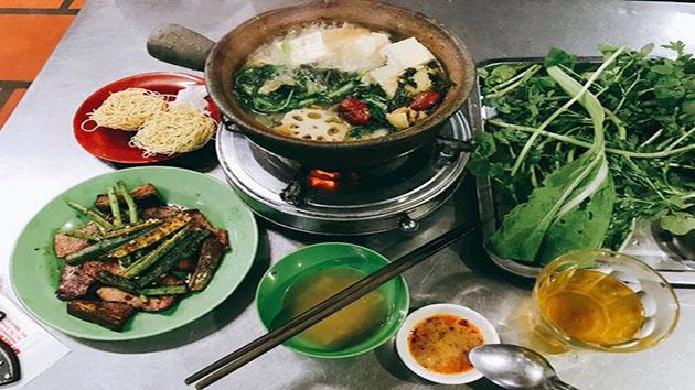 Quán Lâm Ký - Lẩu dê có hương vị thơm ngon tại Đà Lạt
