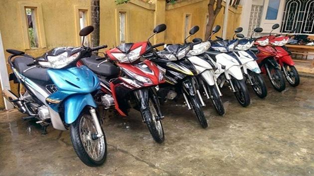 Thông tin liên hệ thuê xe máy ở Đà Lạt