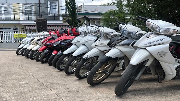 Thuê xe máy Thanh Hương