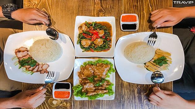 Tiệm cơm Singapore Đà Lạt