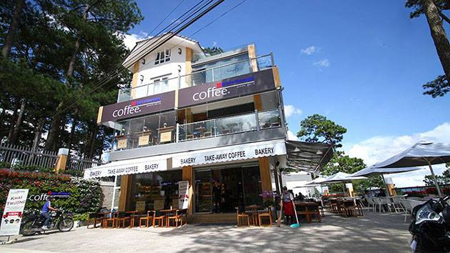 Cà phê Bùi Văn Ngọ