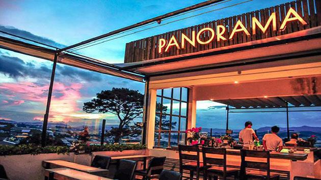 Cafe Panorama Đà Lạt