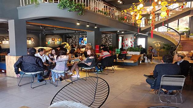 Cafe Tỏi Đen - Cafe vì sức khỏe