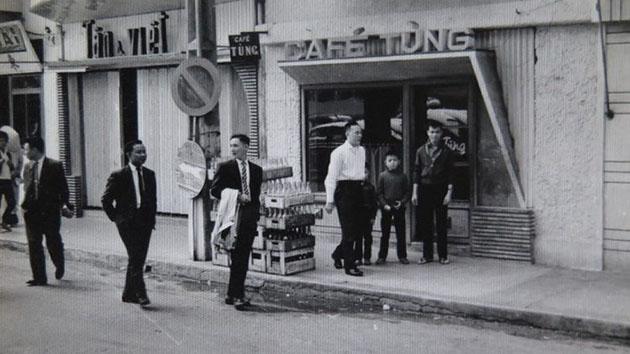 Cafe Tùng - Mãnh ký úc của Đà Lạt