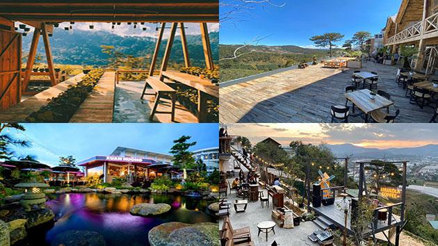 Giới thiệu quán cafe view đẹp đến với quý du khách