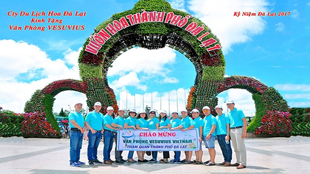 Hoa Dalat Travel - Địa điểm đặt tour Đà Lạt 3 ngày 3 đêm chất lượng và uy tín nhất