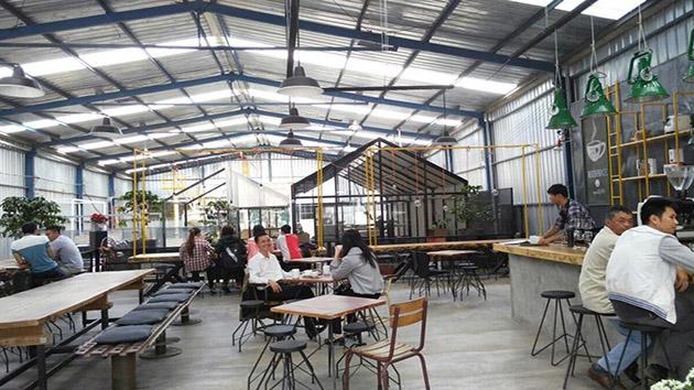 Là Việt Cafe Đà Lạt
