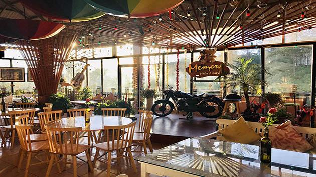 Nhà hàng cafe Memory Đà Lạt