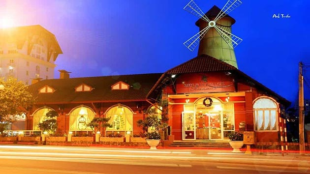 Nhà hàng Cối Xay Gió Đà Lạt