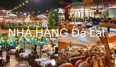 Nhà hàng Đà Lạt