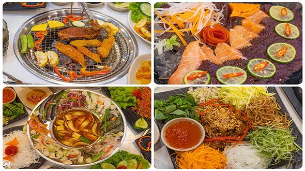 Nhất Nướng BBQ - Ẩm thực Phú Yên tại Đà Lạt
