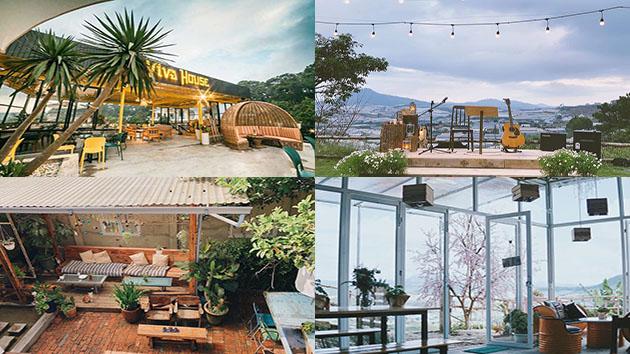 Những quán cafe view đẹp và lãng mạn được du khách ưa thích nhất