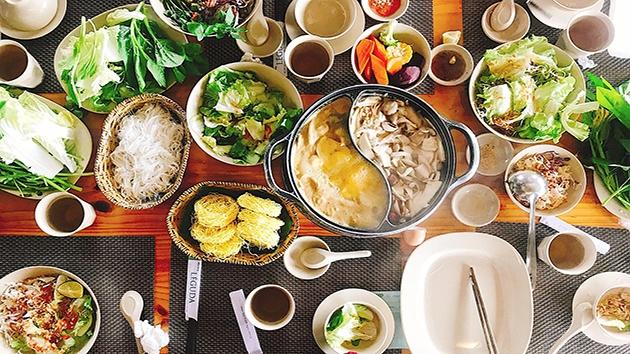 Phong cách ẩm thực đặc trưng của Đà Lạt