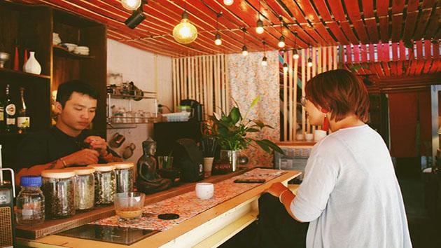 Quán cafe 4221 Memories Đà Lạt