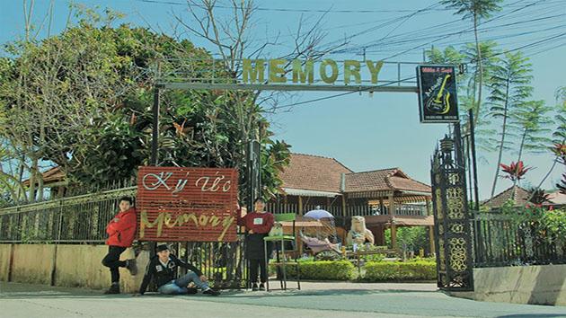 Quán cafe Acoustic Memory