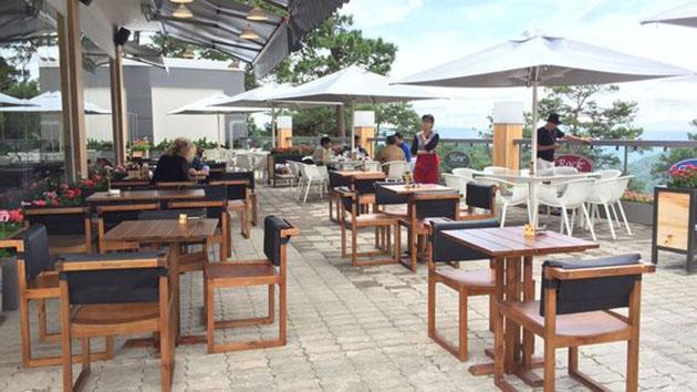 Quán cafe Bùi Văn Ngọ ở Đà Lạt