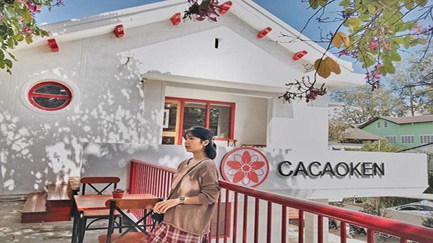 Quán cafe Cacaoken Đà Lạt