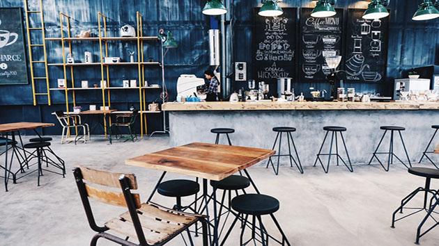 Quán cafe Là Việt Đà Lạt