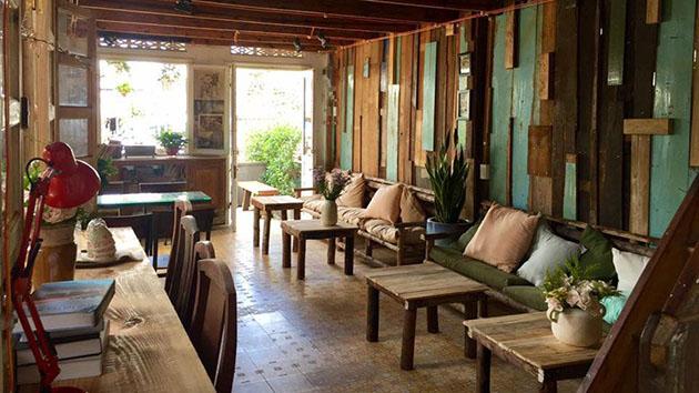 Quán cafe Route 66 Đà Lạt