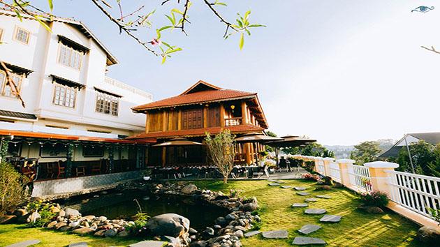 Quán cafe Tiên Dung Đà Lạt