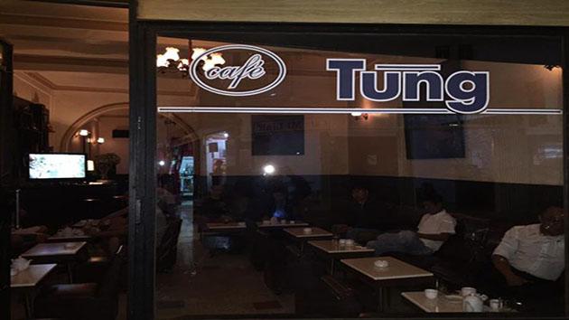 Quán cafe Tùng ở Đà Lạt