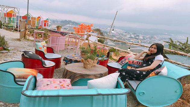 Sunny Farm cafe Đà Lạt