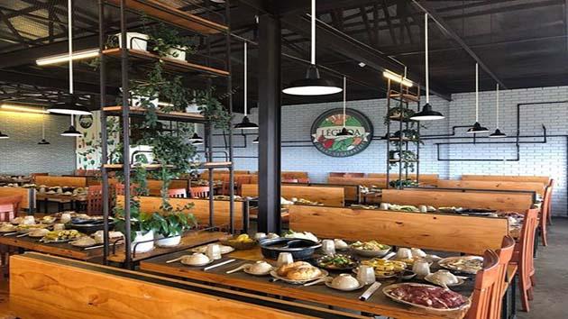 Thực đơn ăn trưa trong ngày đầu tiên tại Đà Lạt