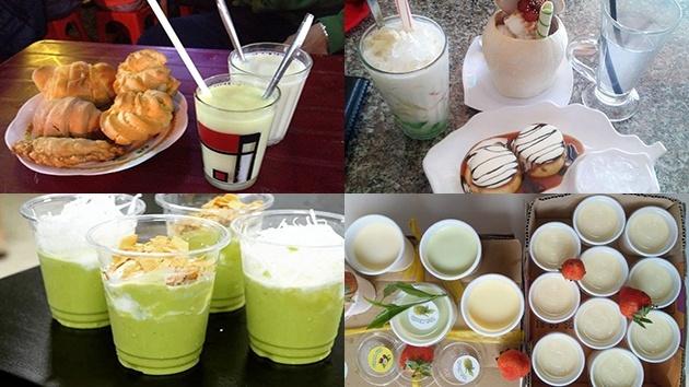 Thức uống ngon ở Đà Lạt vào buổi tối