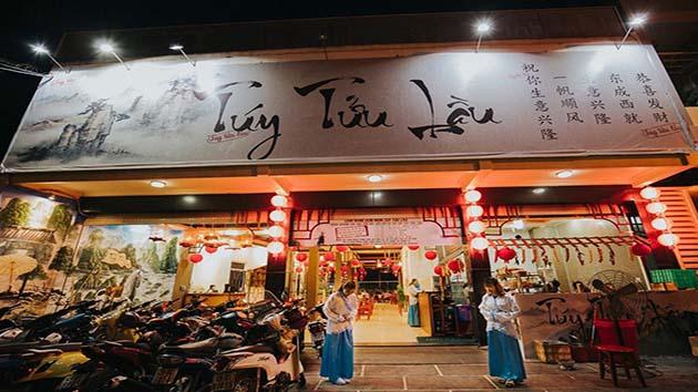 Túy Tửu Lầu - Địa chỉ ăn tối ngon tuyệt tại Đà Lạt