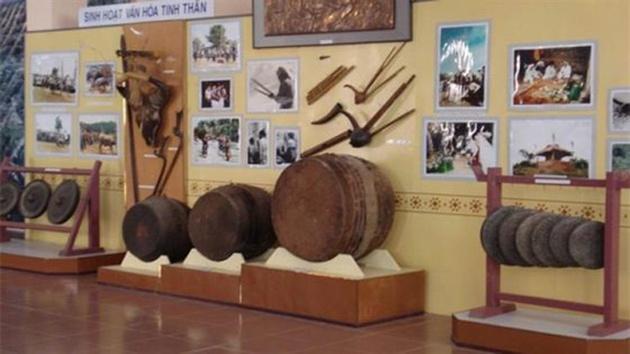 Bảo tàng Lâm Đồng nơi lưu giũ lịch sử đặc trưng
