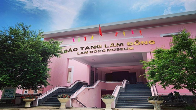 Bảo tàng Lâm Đồng ở Đà Lạt
