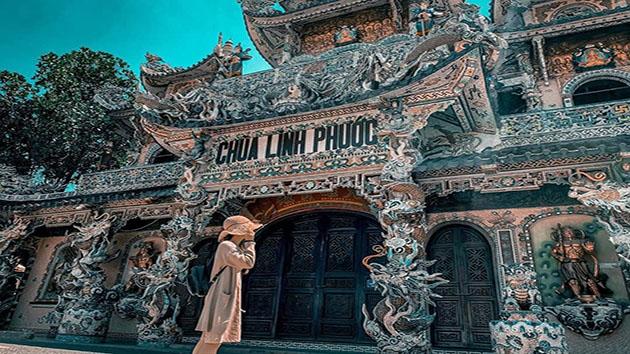 Chùa Ve Chai - Ngôi chùa đang nắm giữa 11 kỷ lục Việt Nam