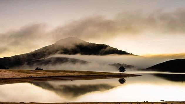 Hồ Suối Vàng - Địa điểm du lịch được yêu thích nhất