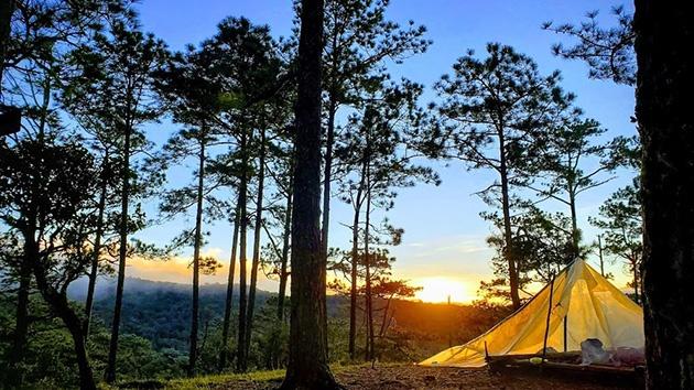 Khám phá vườn quốc gia Bidoup Núi Bà