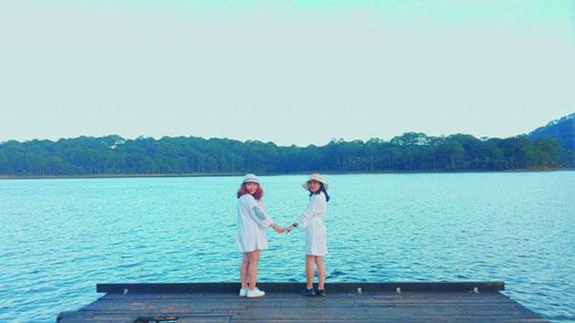 Khu du lịch hồ Tuyền Lâm Đà Lạt