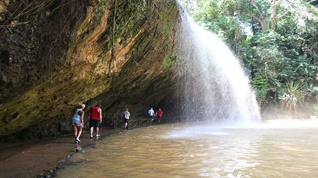 Khu du lịch thác Prenn Đà Lạt